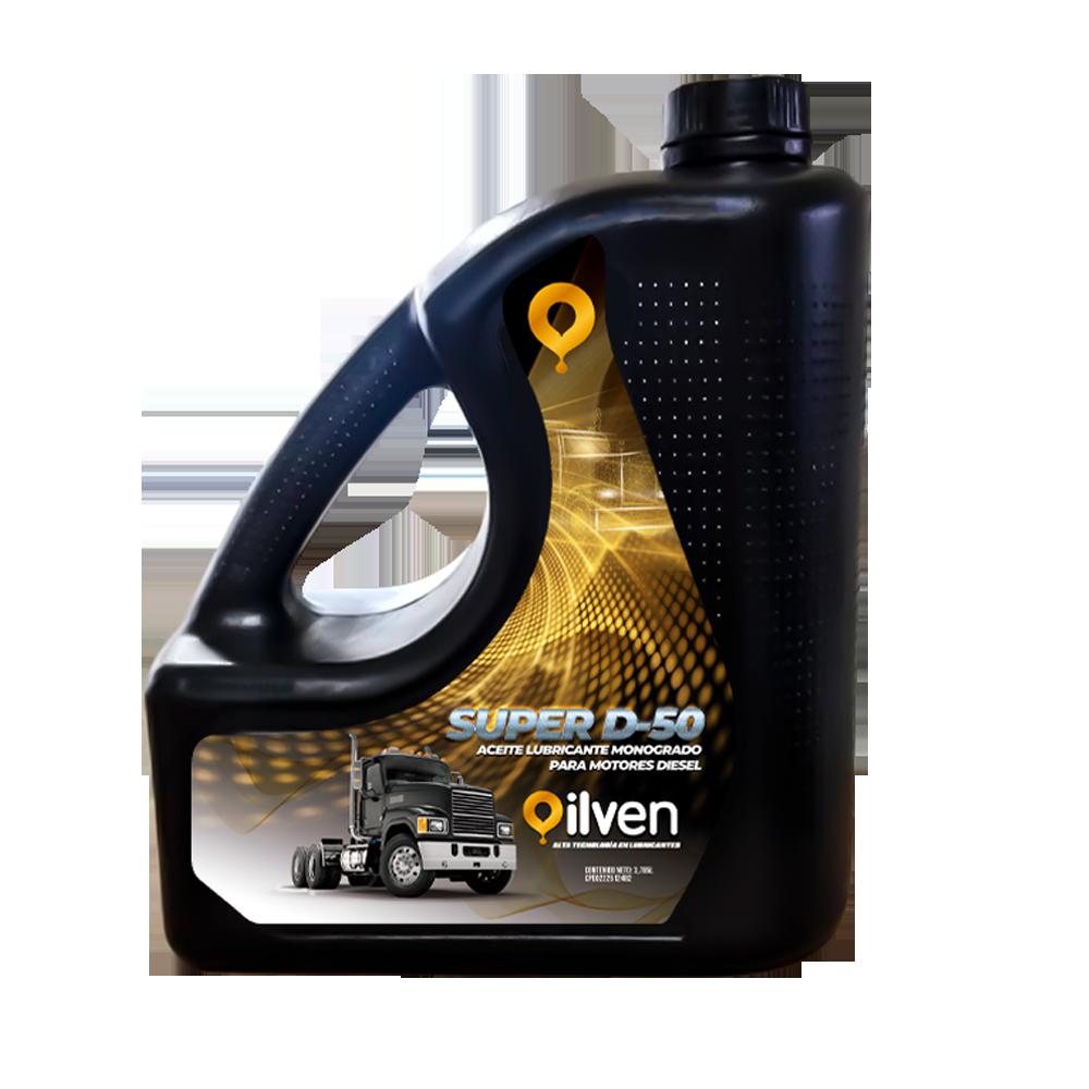 OILVEN Super D-50 <br />   Lubricante para motores Diesel
